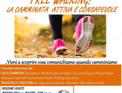 2° Aperi-Cena – Free Walking