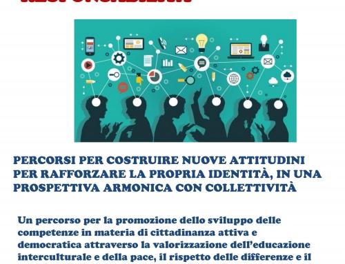 EDUCAZIONE CIVICA ED ETICA DELLA RESPONSABILITA'
