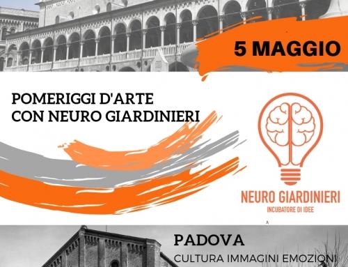 POMERIGGI D'ARTE CON NEURO GIARDINIERI