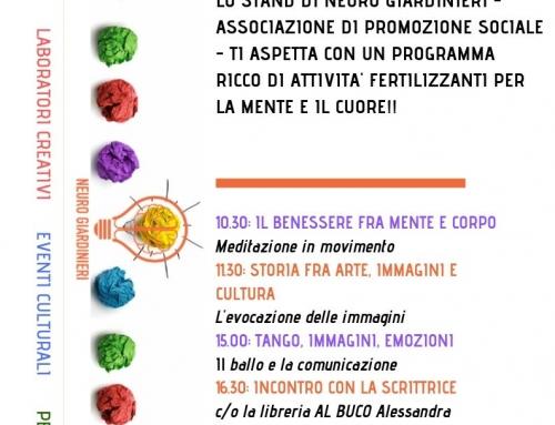 22 SETTEMBRE 2019 – FIERA DELLE ASSOCIAZIONI DI PIOVE DI SACCO